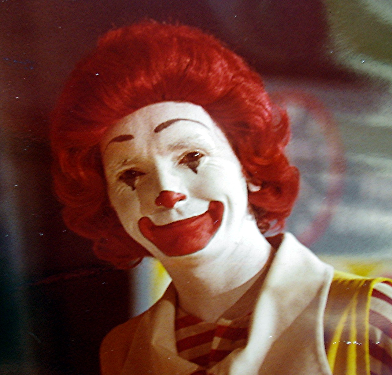 Its Ronald